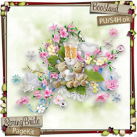 Thumbnail image for Spring Bride by Booland Designs