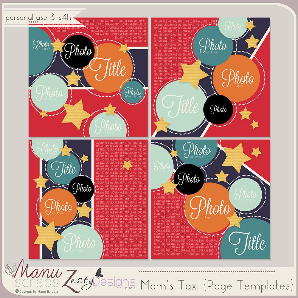 https://www.digitalscrapbookingstudio.com/personal-use/templates/moms-taxi-templates/