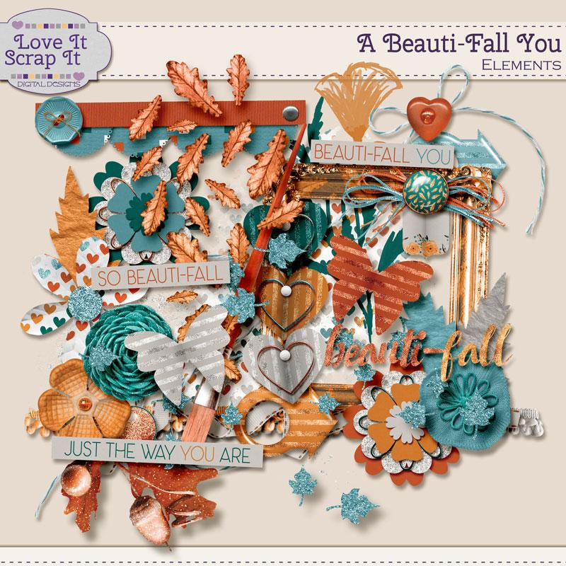 A Beauti-Fall You Elements