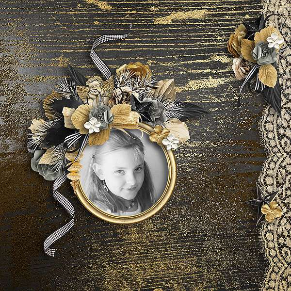 Merry & Bright Collection by Ilonka's Designs by Ilonka's Designs | Digital Scrapbooking Bundled Deals