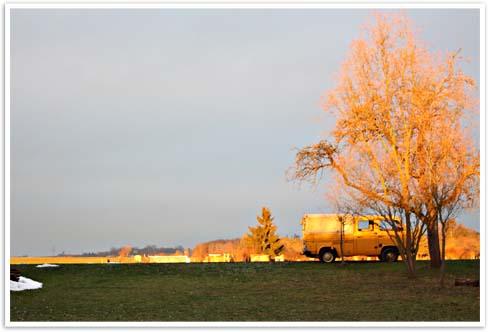 Sunrise Truck