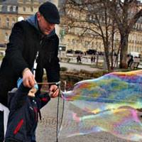 Thumbnail image for Bubble Man