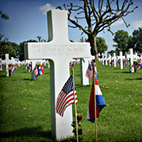 Thumbnail image for The American Cemetery in Margraten