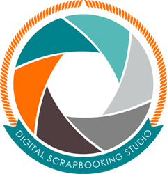 Digital Scrapbooking Studio Seal