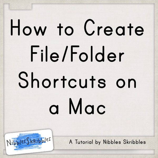 Thumbnail image for Creating Shortcuts on a Mac